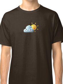 Mood Swing  -  Cloud and Sun 3D Classic T-Shirt