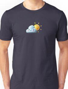 Mood Swing  -  Cloud and Sun 3D Unisex T-Shirt
