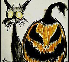 The Black Cat by DandyJon