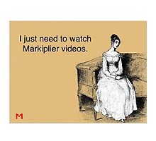 I just need Markiplier videos by omgDarceVader