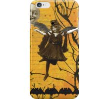Halloween Sky Waltz iPhone Case/Skin
