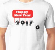 Happy New Year 2017 Unisex T-Shirt