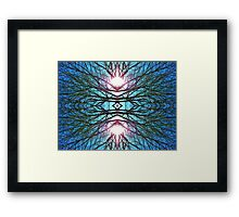 Infinite Wind Framed Print