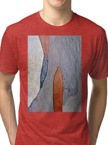 Ink Brush Tri-blend T-Shirt