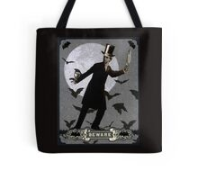 The Murderous Count Tote Bag
