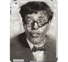 Jerry Lewis, Actor and Comedian iPad Case/Skin
