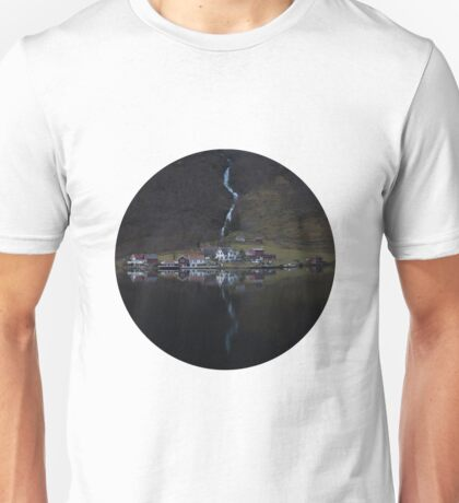 River that vanishes Unisex T-Shirt