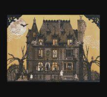 Moribund Manor - Haunted House T-Shirt