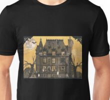 Moribund Manor - Haunted House Unisex T-Shirt