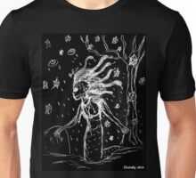 Death Rock Medusa Unisex T-Shirt