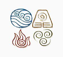 Avatar Bending Symbols T-Shirt