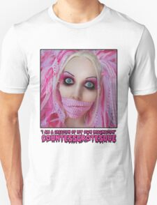 Pink Dolly | CountessGrotesque Unisex T-Shirt