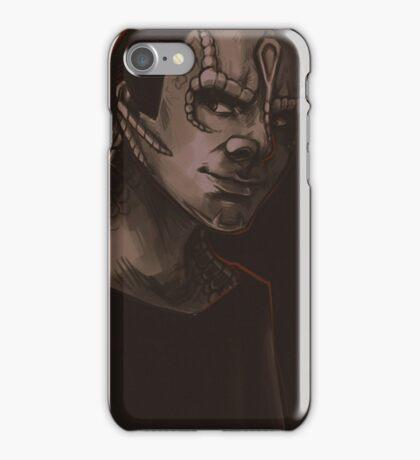 Obsidian Order Garak iPhone Case/Skin