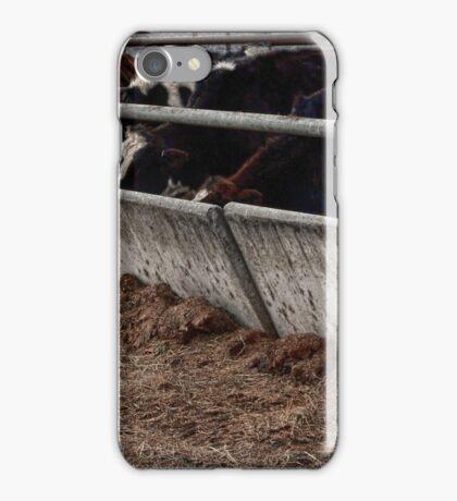 Roadside Cafe - Rural America  iPhone Case/Skin