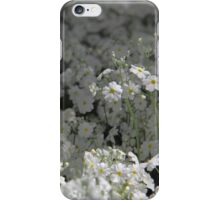 sea of white iPhone Case/Skin