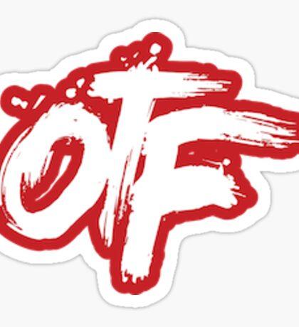 OTF - Sticker Sticker
