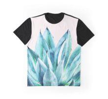 Agave Vibe #redbubble #artprint Graphic T-Shirt