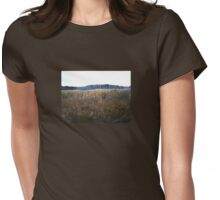 Cedar Fringe Womens Fitted T-Shirt