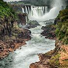 Iguaza Falls - No. 6  by photograham