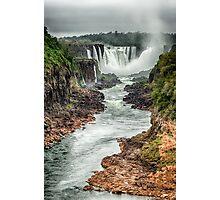 Iguaza Falls - No. 6  Photographic Print
