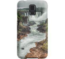 Iguaza Falls - No. 6  Samsung Galaxy Case/Skin