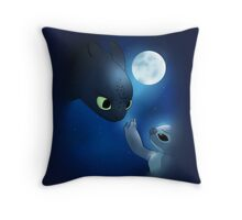 How to Train Stitch's Dragon Throw Pillow
