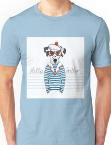 Hello Sailor Unisex T-Shirt