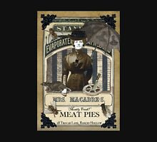 Mrs. Macabre's Meatpies Unisex T-Shirt