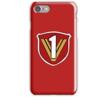 Lightspeed Rescue - Rescue 1 iPhone Case/Skin