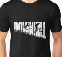 Downhill Freeride Mountain Bike MTB Riding Cycling T Shirt Unisex T-Shirt