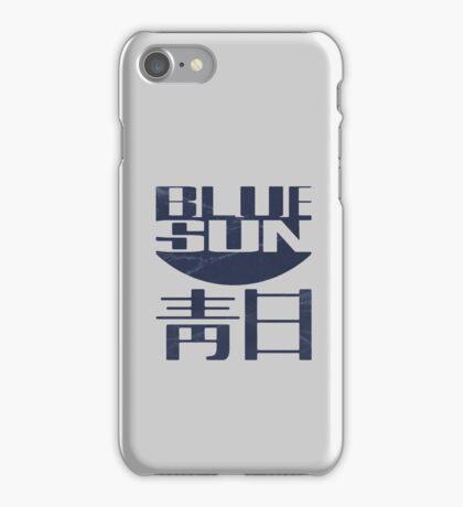 Firefly Blue sun Jayne Cobb  iPhone Case/Skin
