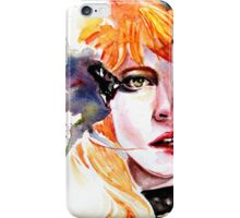 Brand new eyes iPhone Case/Skin