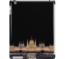 Hungarian Parliament at Night iPad Case/Skin