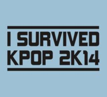 I SURVIVED KPOP 2K14 - BLUE  by Cynthia Adinig
