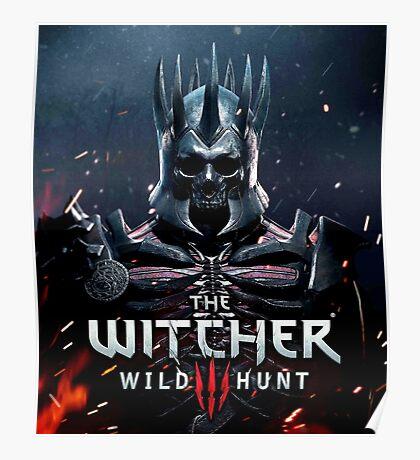 THE WITCHER WILD HUNT 3 RABU 5 Poster