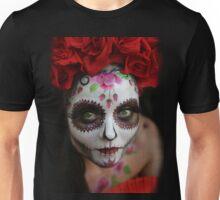 dia des los muertos- sugar skulls 2 Unisex T-Shirt