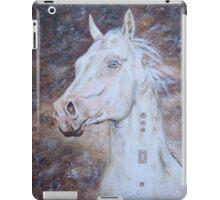 Habib Shael -- Akhal Teke Stallion iPad Case/Skin