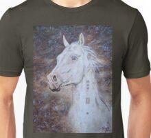 Habib Shael -- Akhal Teke Stallion Unisex T-Shirt