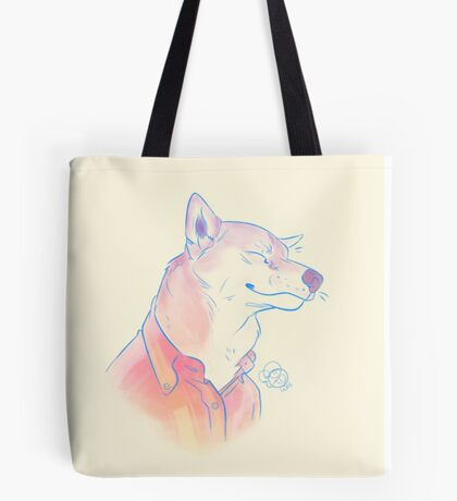 Dog Days Tote Bag
