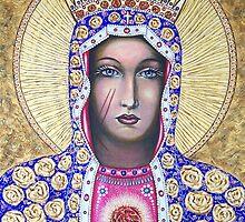 The Black Madonna by Tahnja