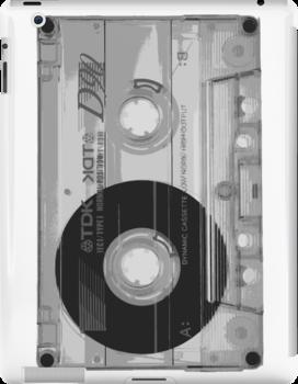 Cassette Tape by Kyle Willis