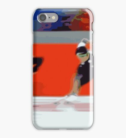 Skaters 5 iPhone Case/Skin