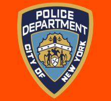 NYPD Kids Tee