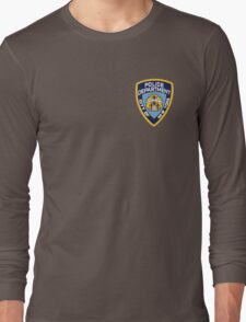 NYPD Long Sleeve T-Shirt