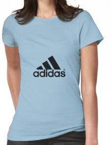 Adidas Apparel Womens Fitted T-Shirt
