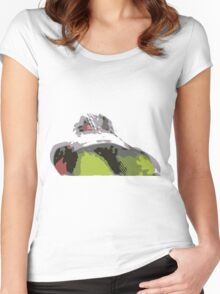 Sledge Women's Fitted Scoop T-Shirt
