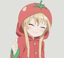 Kawaii As heck Tomato Girl Unisex T-Shirt