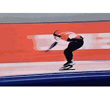 Skater 2 Photographic Print
