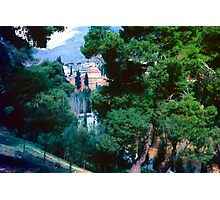 View of Church at Daphni, Greece, Spring 1960 Photographic Print