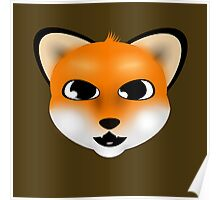 Sly Little Fox! Poster